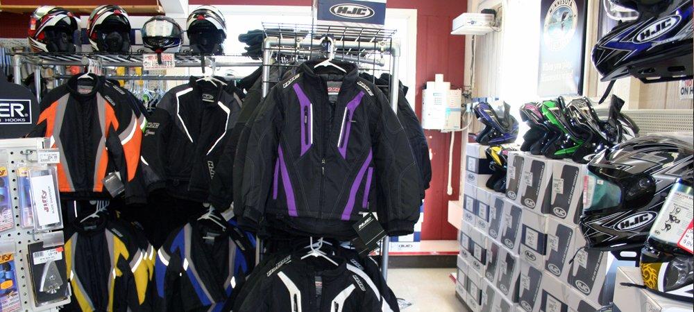 snowmobile gear